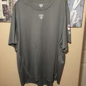 Reebok Auth NFL Kansas City Chiefs Shirt Size XXL